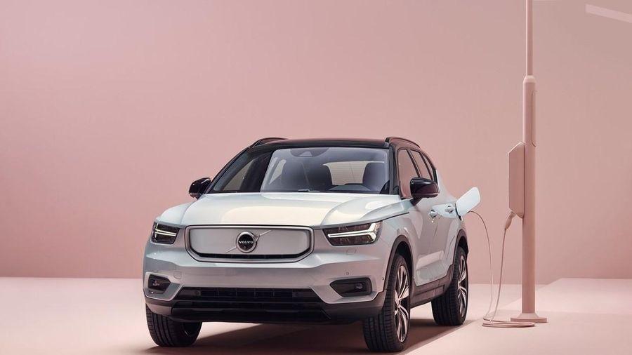 Volvo XC40 Recharge chưa thể bán tại Mỹ vì thiếu phần mềm