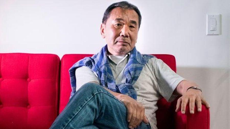 Nhà văn Haruki Murakami không phải người ẩn dật