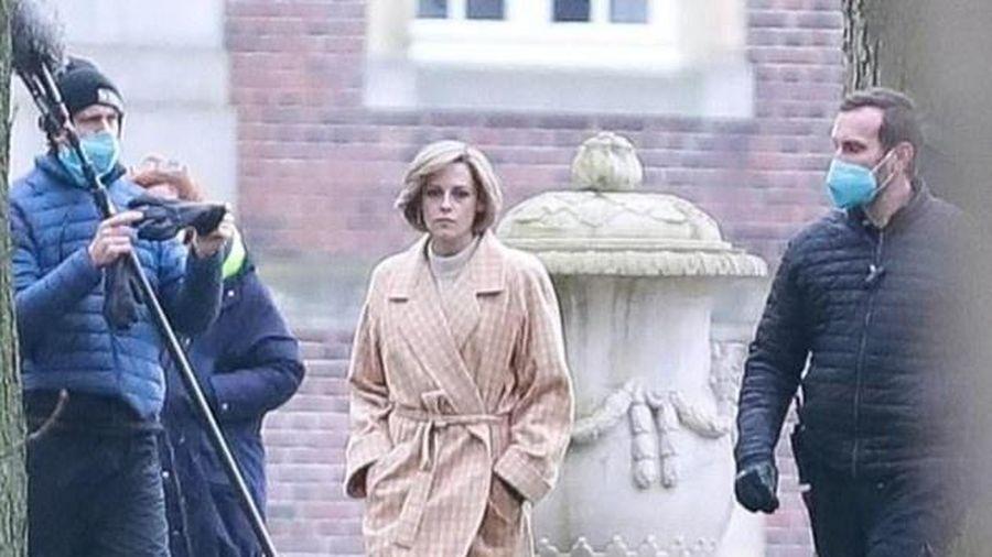 Hậu trường Kristen Stewart hóa thân thành Công nương Diana