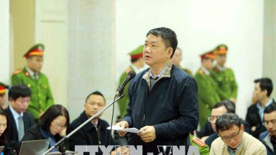 Ngày 8/3, ông Đinh La Thăng, Trịnh Xuân Thanh tiếp tục hầu tòa