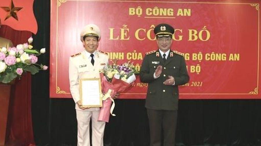 Điều động Thiếu tướng Lê Văn Tuyến về UBKT Đảng ủy Công an Trung ương