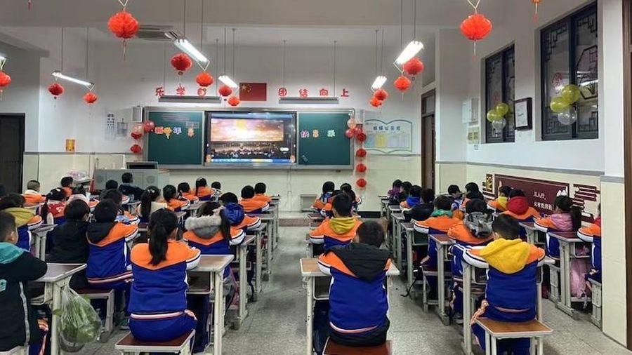 Đề xuất giáo dục hệ 10 năm của Trung Quốc nhận phản ứng tích cực