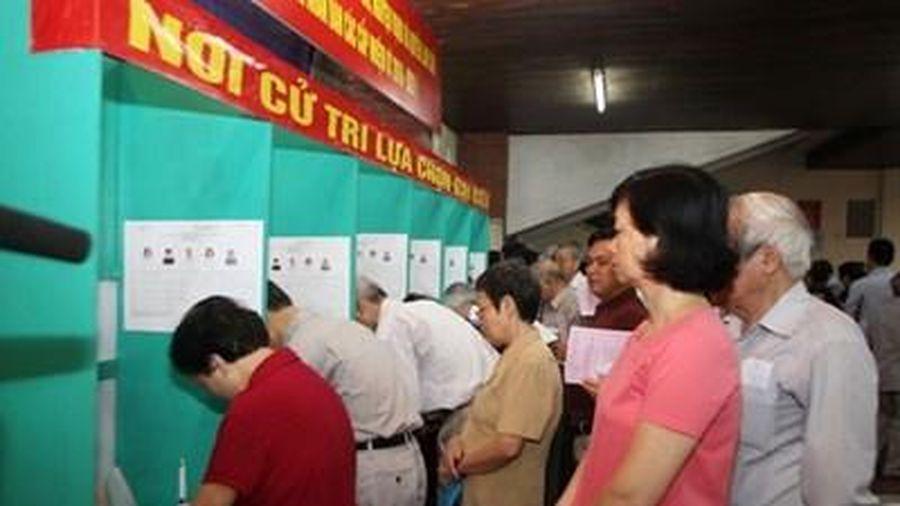Khu vực bỏ phiếu là gì?