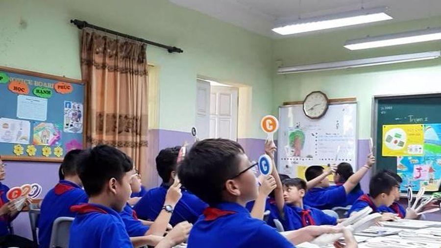 Xây dựng trường học hạnh phúc: Hiệu ứng lan tỏa qua không gian mạng
