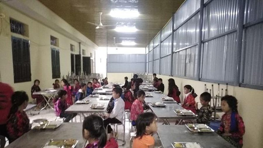 Điện Biên: Hơn 200 cơ sở giáo dục tổ chức ăn bán trú từ ngày 8/3