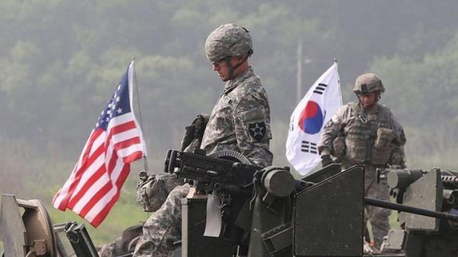 Lo ngại COVID-19, Mỹ và Hàn Quốc chuẩn bị tập trận chung theo cách mới