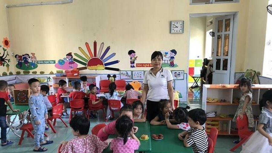Phương pháp linh hoạt, sáng tạo giúp trẻ tự tin vào lớp 1