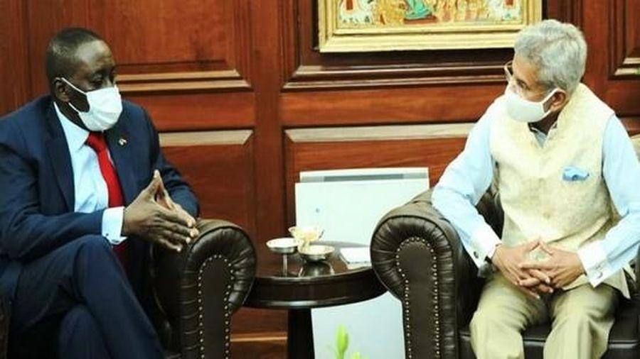 Ấn Độ-Nigeria: Đối thoại chiến lược và chống khủng bố lần đầu tiên