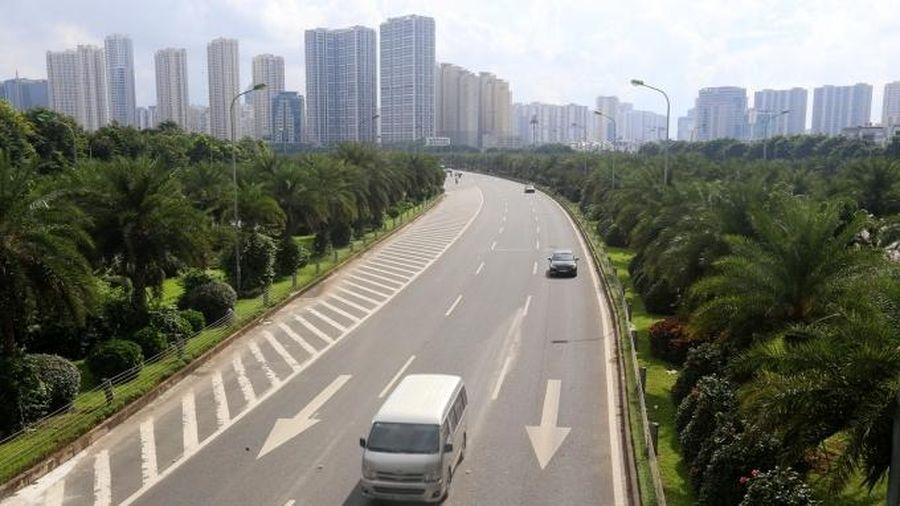 Hà Nội phê duyệt chỉ giới đường từ Đại lộ Thăng Long đi UBND xã Yên Sơn, huyện Quốc Oai