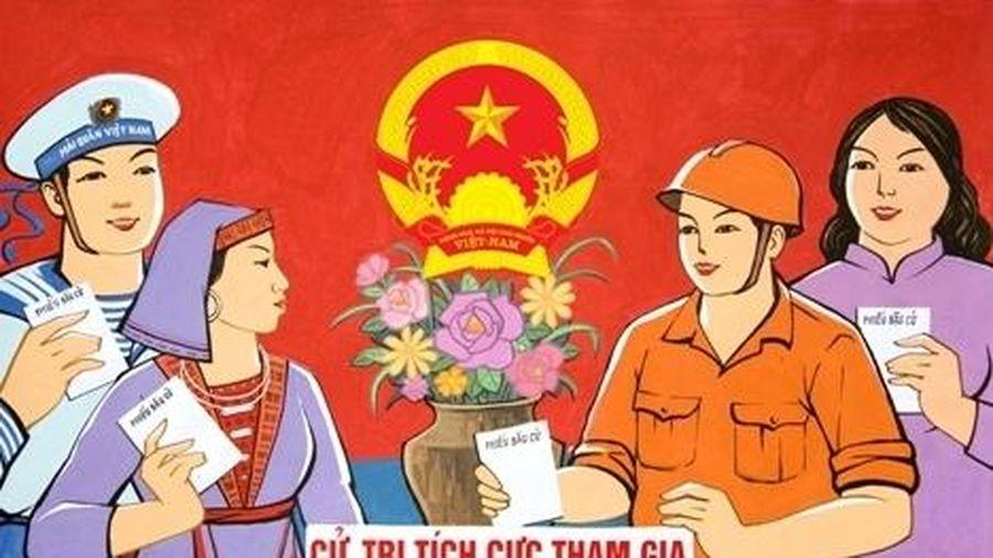 Hà Nội phân công nhiệm vụ thực hiện công tác thông tin, tuyên truyền cuộc bầu cử