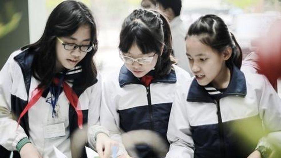 Phương án tuyển sinh lớp 6 năm 2021-2022 của Trường Lương Thế Vinh