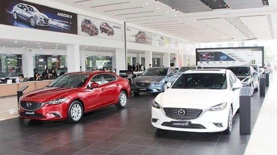 3 ông lớn ô tô Toyota, Honda, Ford mất nhiều thị phần trước các đối thủ Vinfast, Thaco và Hyundai Thành Công