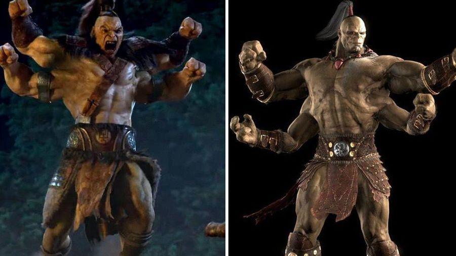 Chiến binh 4 tay của Mortal Kombat sẽ được xây dựng hoàn toàn bằng CGI