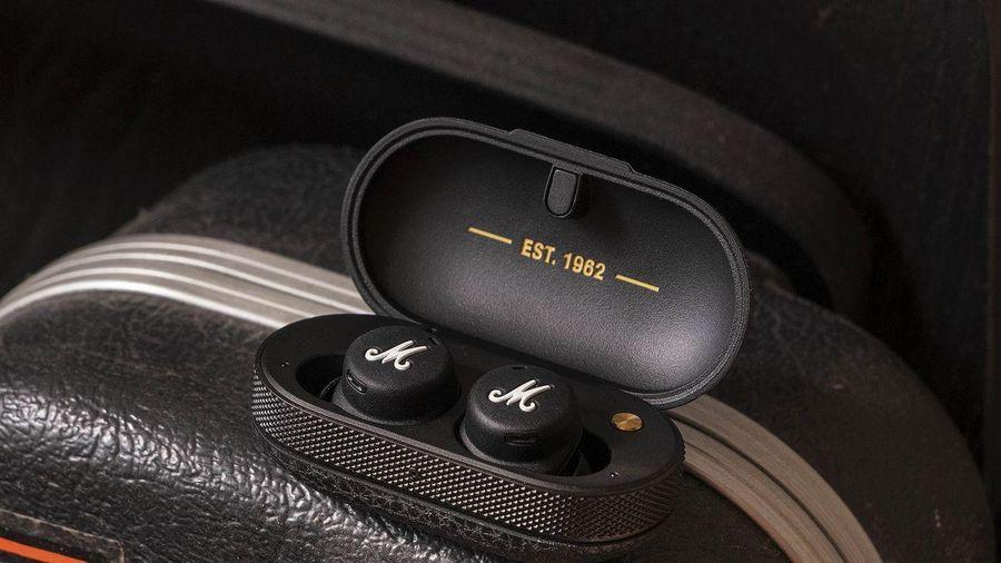 Marshall giới thiệu tai nghe true wireless đầu tiên mang tên Mode II