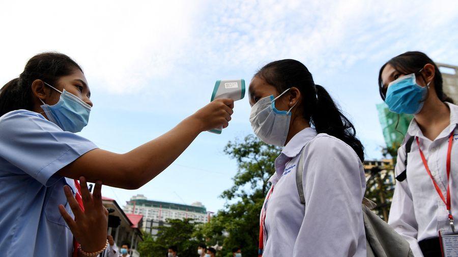 Nhiều địa phương của Campuchia đối mặt nguy cơ bùng phát dịch