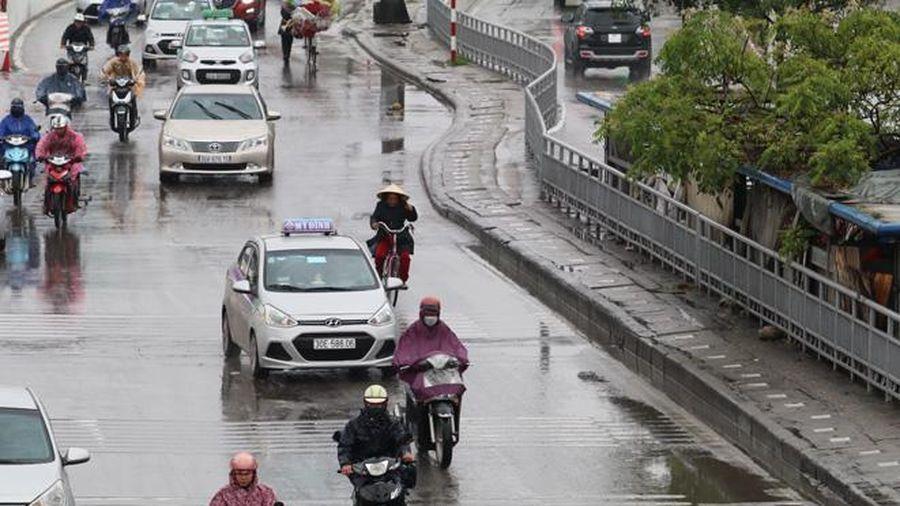 Bắc Bộ và Trung Bộ duy trì thời tiết mưa phùn, sương mù, Nam Bộ nắng nóng