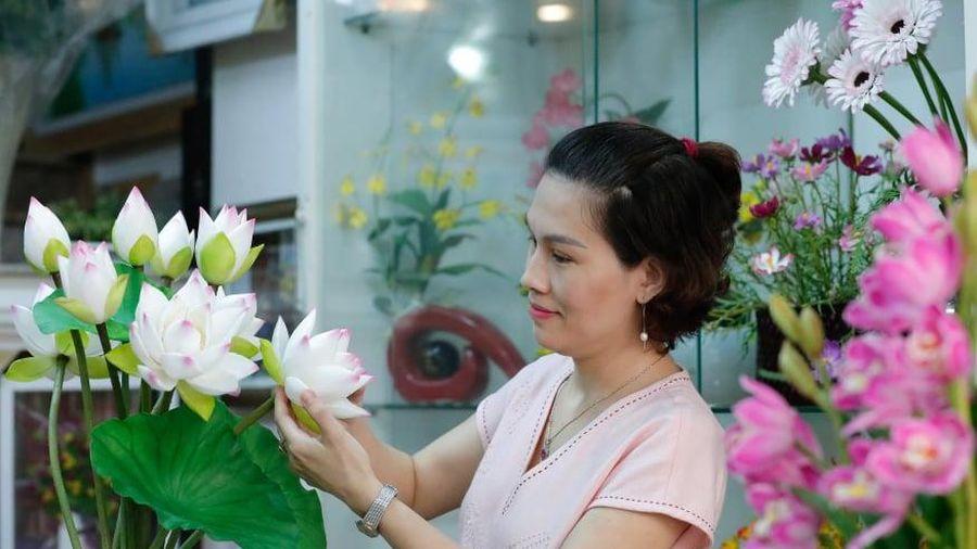 Nghệ nhân Hương Thủy - người 'làm cho đất nở hoa'