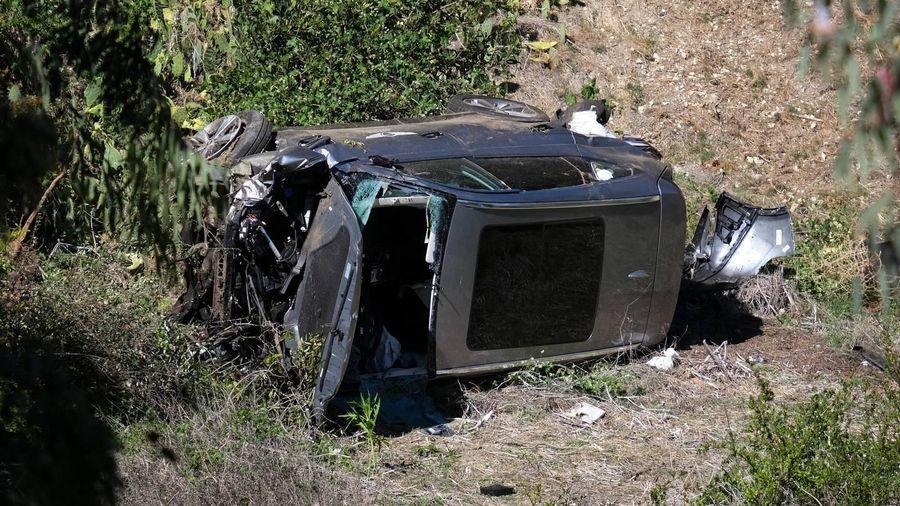Nhân chứng bí ẩn tiết lộ thông tin mới về vụ tai nạn của Tiger Woods