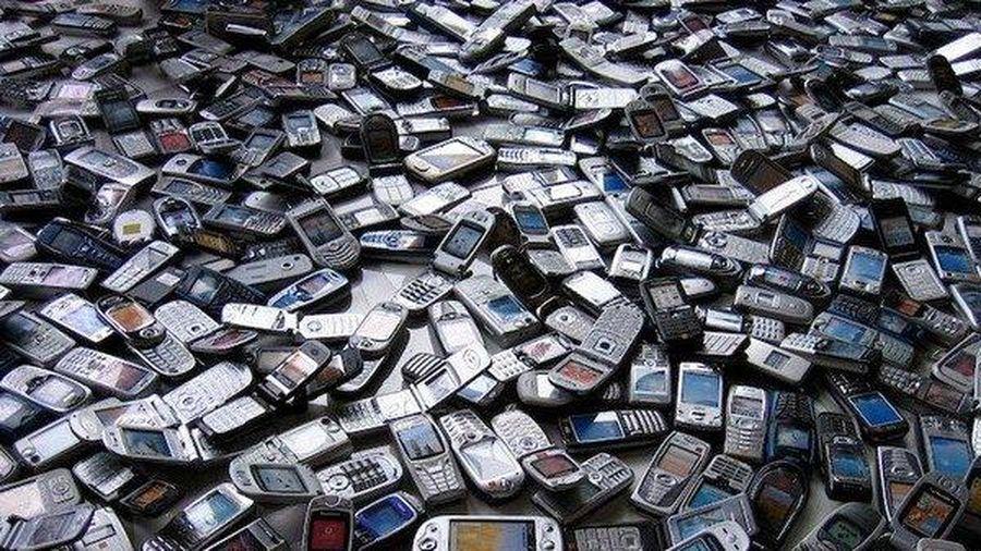'Kho báu' 120kg vàng trong 100 triệu chiếc smartphone cũ