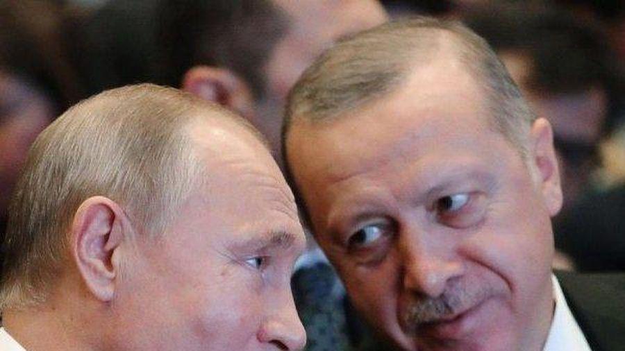 Chuông đã điểm, Nga buộc phải 'ra đòn' để không bị qua mặt ở Syria