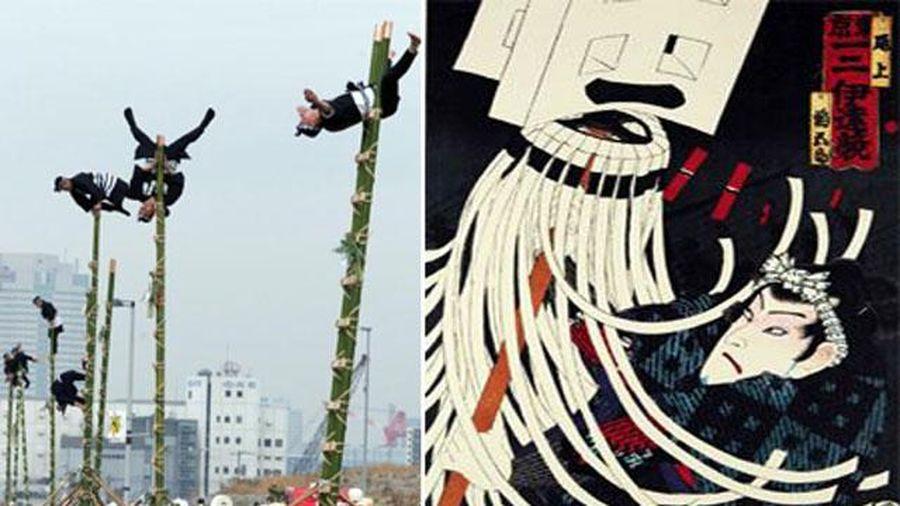 Dù hay 'phá hoại' nhưng nghề này lại được xem là 'ngầu' nhất nhì Nhật Bản hàng trăm năm trước
