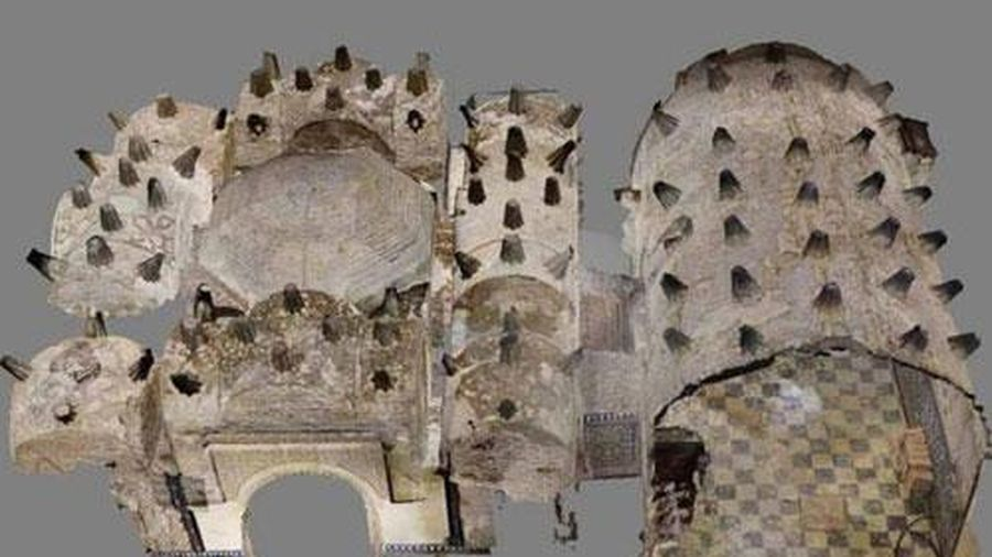 Phát hiện kho báu tráng lệ 800 năm tuổi
