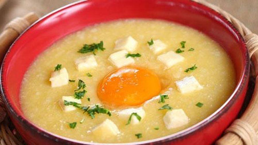 Bật mí bí quyết nấu cháo trứng gà cực ngon và bổ dưỡng