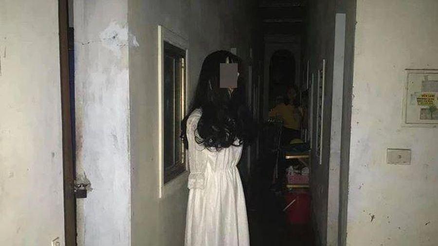 Đi ăn đêm về, thanh niên 'dựng tóc gáy' khi thấy vật thể lạ trước cửa phòng trọ