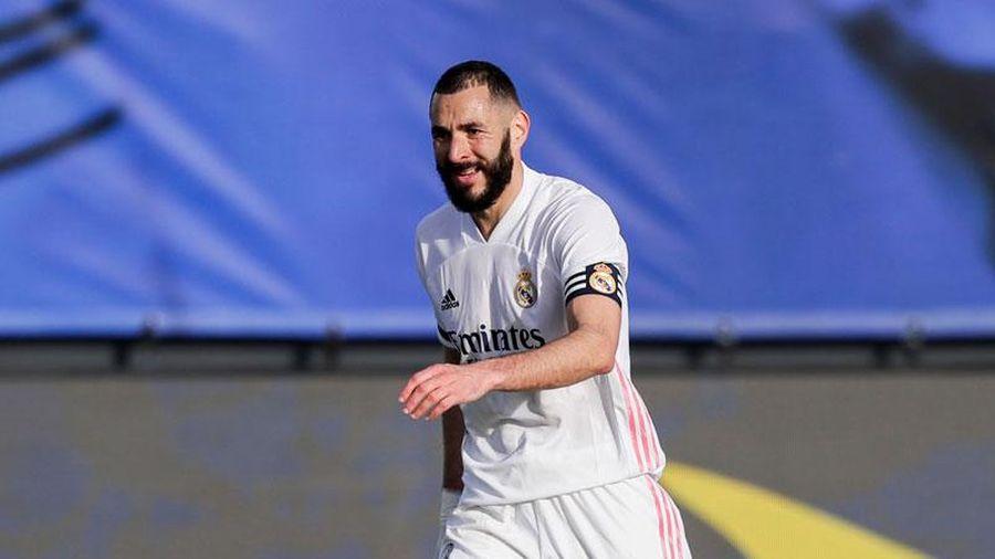 Benzema trở lại, sẵn sàng đánh bại Atletico