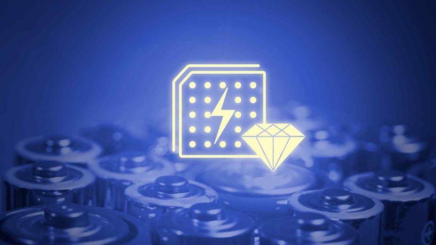 Pin kim cương hứa hẹn có thể cung cấp năng lượng trong vòng 100 năm cho các tàu thăm dò vũ trụ