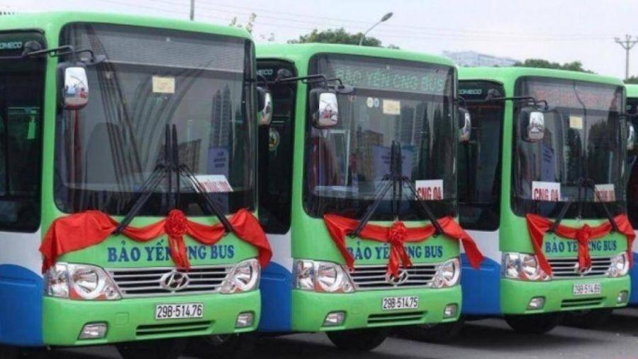 Hà Nội: Đề xuất mở rộng vùng phục vụ của 2 tuyến buýt năng lượng sạch