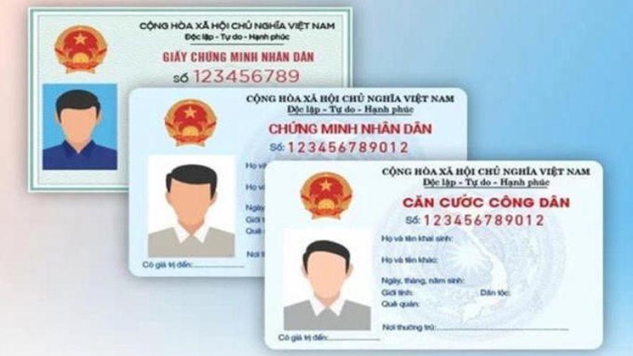Những điều cần biết khi làm thẻ Căn cước công dân gắn chip điện tử