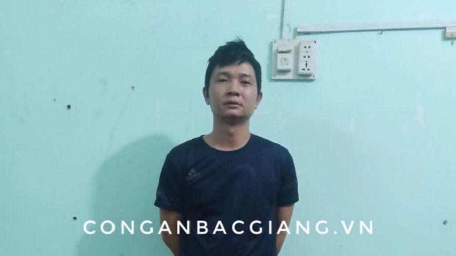 Bắc Giang: Bắt giữ khẩn cấp đối tượng dùng gậy sát hại bố ruột