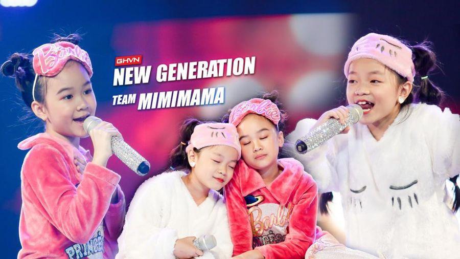 Hai công chúa đội MimiMama Minh Anh - Sở hân đốn tim fan với ca khúc mới 'Những giấc mơ kì lạ'