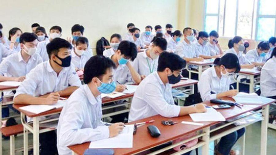 Hải Dương: Học sinh khối 12 của 8 huyện, thành phố đi học trở lại từ ngày 8/3