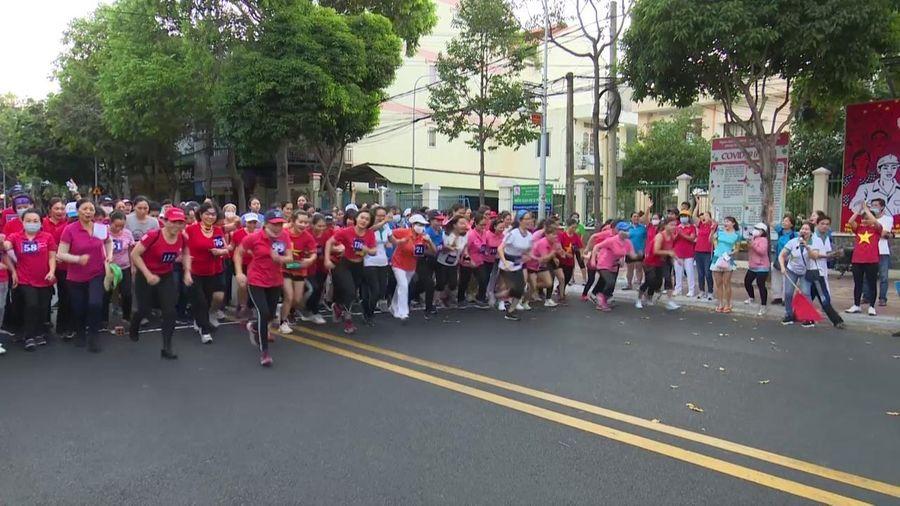 Hơn 200 VĐV tham dự Giải Việt dã