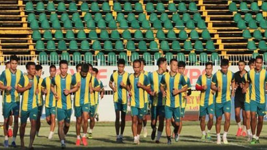 Đội Bóng đá Cần Thơ chốt lực lượng tham dự mùa giải 2021