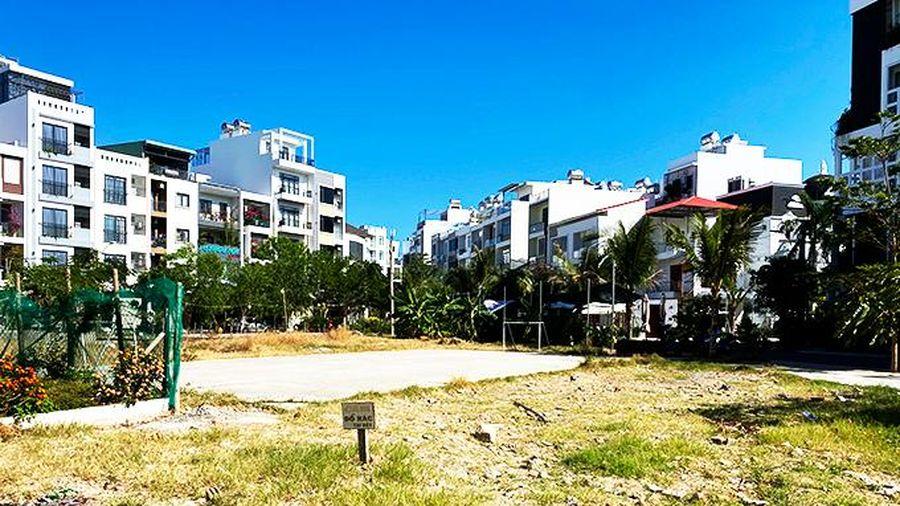 Dự án Khu nhà ở gia đình quân đội K98-NT: Chậm xây dựng công viên, chung cư