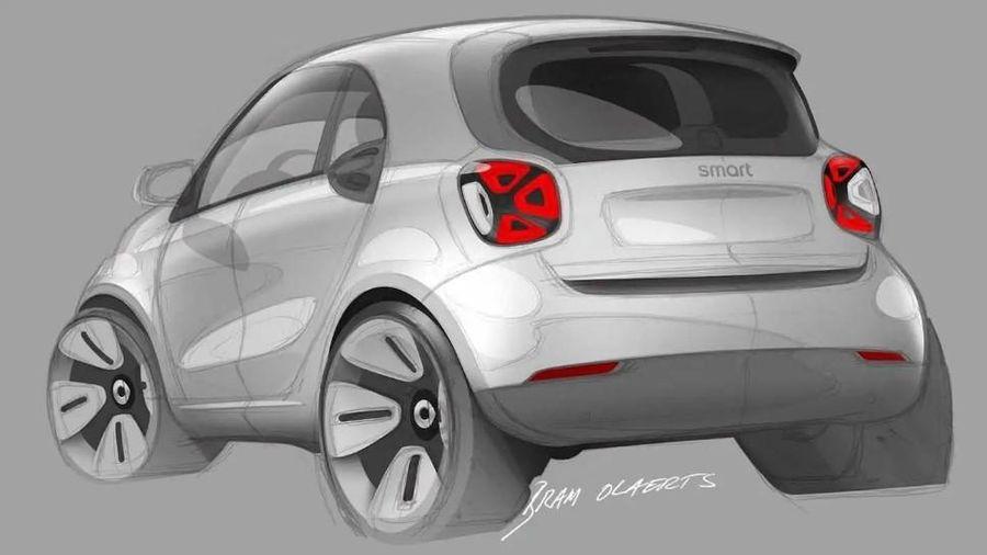 Mercedes và Geely sẽ ra mắt mẫu SUV Smart chạy điện vào tháng 9 tới