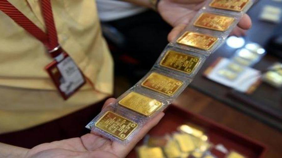 Giá vàng tuần tới (8/3-14/3): Tiếp tục lao dốc, xuống mốc 55 triệu đồng?