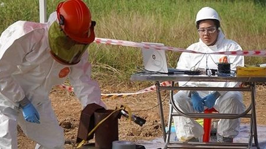 Thành quả hợp tác Việt Nam - Hoa Kỳ trong xử lý dioxin