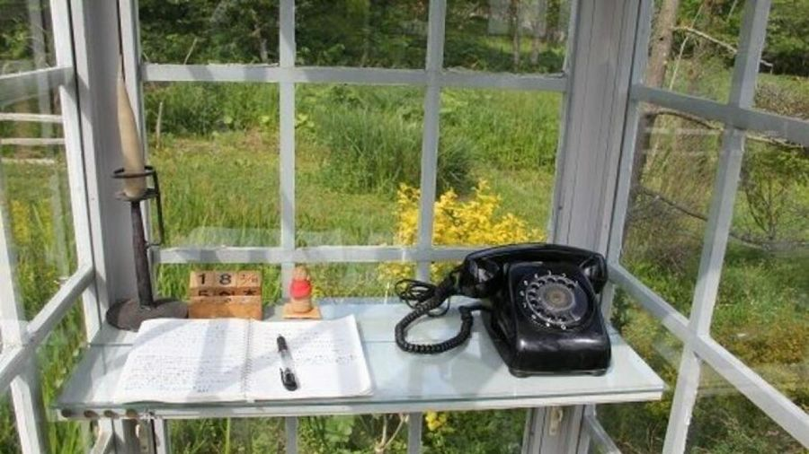 'Bốt điện thoại của gió', nơi gửi lời yêu thương với người đã khuất
