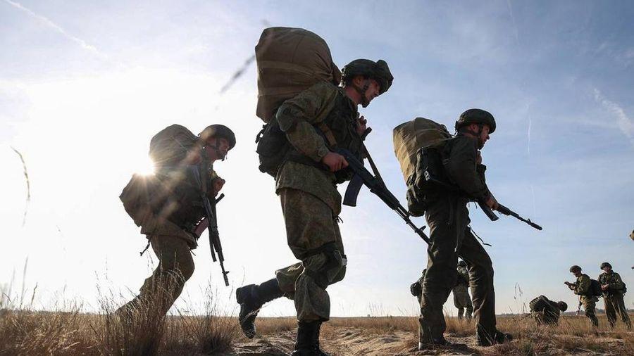 Nga-Belarus sẽ tiến hành tập trận chung