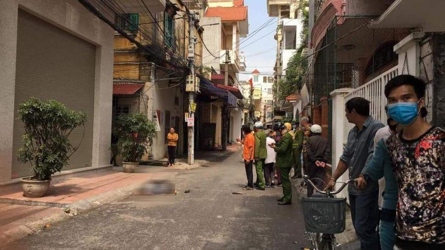 Hung thủ dùng dao sát hại bác dâu tại Hải Phòng ra đầu thú tại Quảng Ninh