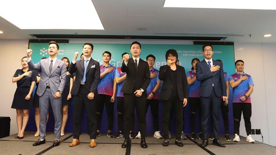 Lương Xuân Trường mở trung tâm phục hồi chấn thương thể thao quốc tế