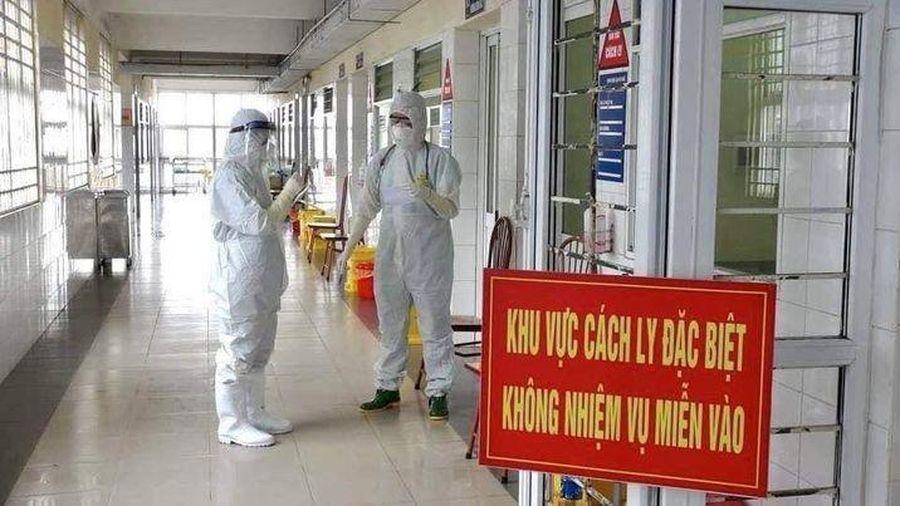 Việt Nam có thêm 3 ca COVID-19 mới