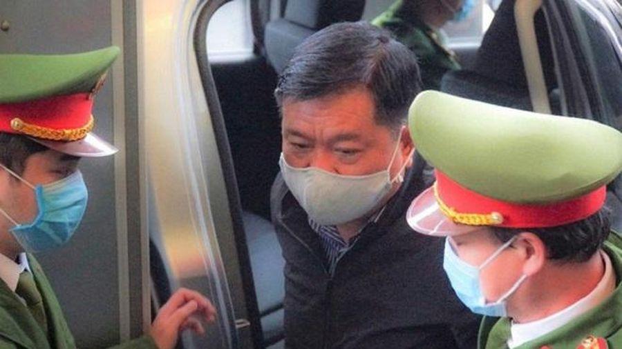 Ngày mai xét xử bị cáo Đinh La Thăng, Trịnh Xuân Thanh