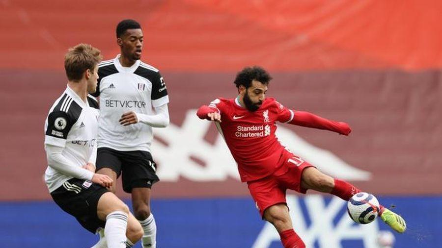 Liverpool thua 6 trận liên tiếp trên sân nhà, chìm trong khủng hoảng