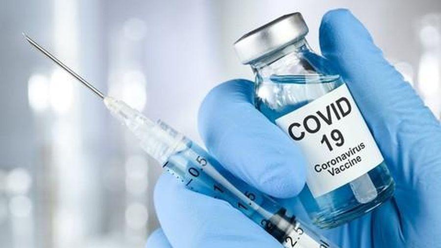 Hải Dương: 80 người được tiêm vắc xin COVID-19 buổi đầu tiên
