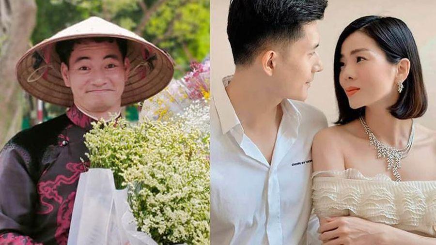 Ngày 8-3 đặc biệt của sao Việt: Lệ Quyên được tặng trang sức đắt tiền, NSƯT Xuân Bắc làm 'trai bán hoa'